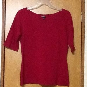 Express Lace Ladies Top